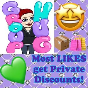 LIKES GET PRIVATE OFFERS